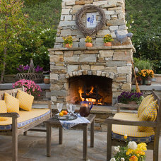 Traditional Patio by Sage Outdoor Designs
