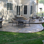 Exteriors Traditional Patio Minneapolis By Jordahl