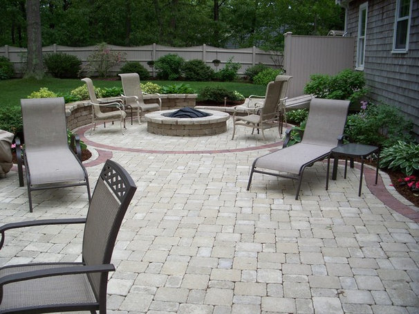 Traditional Patio by Stonewood Products