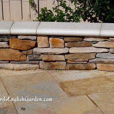 Traditional Patio by Alford's English Gardens Inc