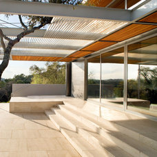 Contemporary Patio by Miró Rivera Architects