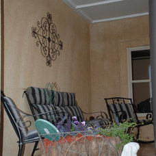 Mediterranean Patio by Priester's Custom Contracting, LLC
