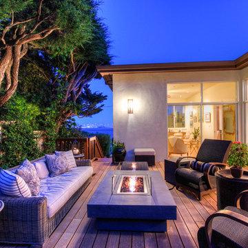 Stunning Sausalito Contemporary
