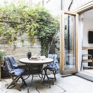 Stylish Scandi Style garden apartment in Chelsea.