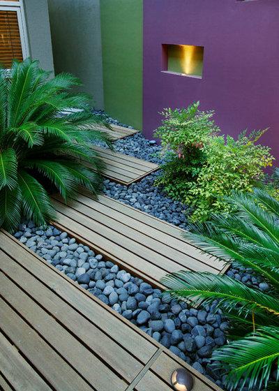 Contemporain Terrasse et Patio by Cultivart Landscape Design