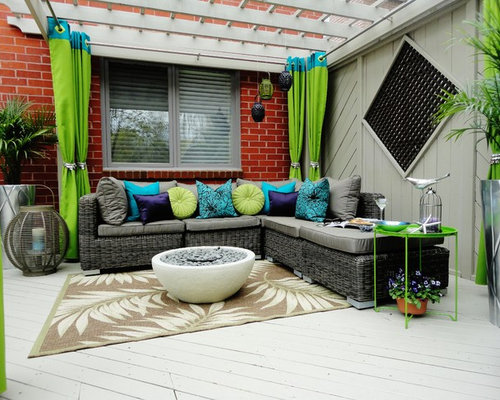 Patio Curtains Houzz