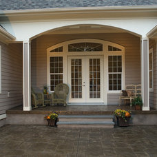 Traditional Patio by S&W Home Builders