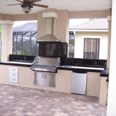 Traditional Patio by Additional Living, Inc.