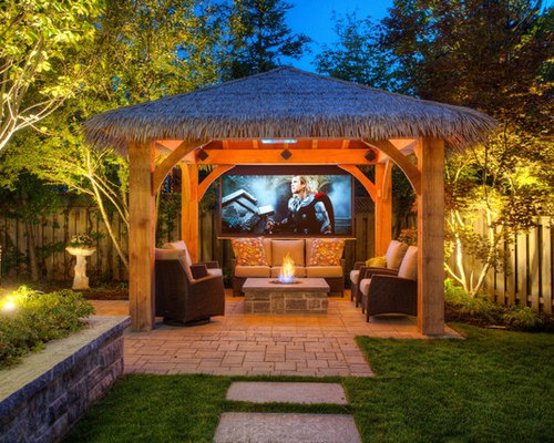 outdoor patio gazebo - Gazebo Patio Ideas