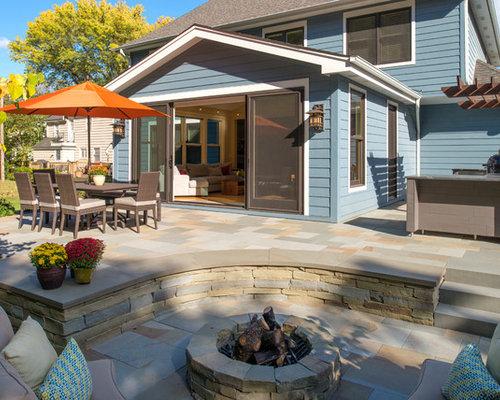 Sunroom Backyard Remodel