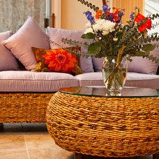 Traditional Patio by Decor Rx Interior Design