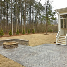 Traditional Patio by Saybrook Homes, LLC
