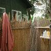 Eine Dusche im Garten: Ideen und Tipps zur Installation