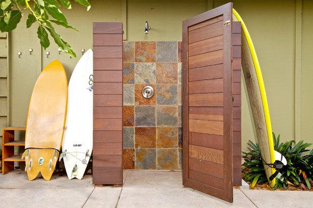 rafra chissez vous tout savoir pour installer une douche d 39 ext rieur. Black Bedroom Furniture Sets. Home Design Ideas