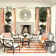 Contemporary Patio by Ballard Designs