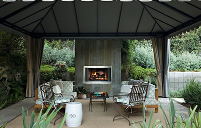 12 Ways to Warm Up Your Patio