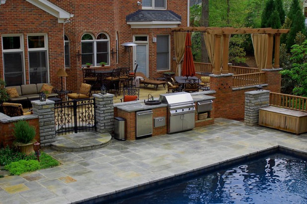 Design your perfect outdoor kitchen for Perfect outdoor kitchen