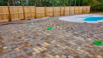 Swimming Pool Paver Addition