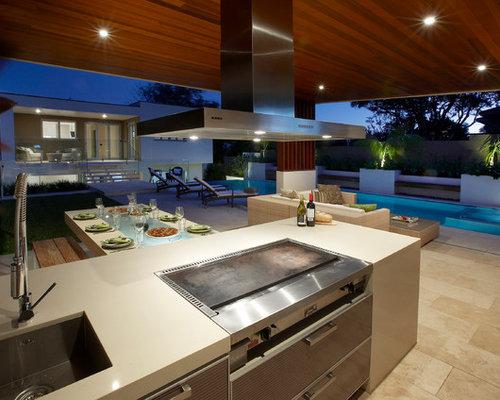 teppanyaki grill houzz. Black Bedroom Furniture Sets. Home Design Ideas