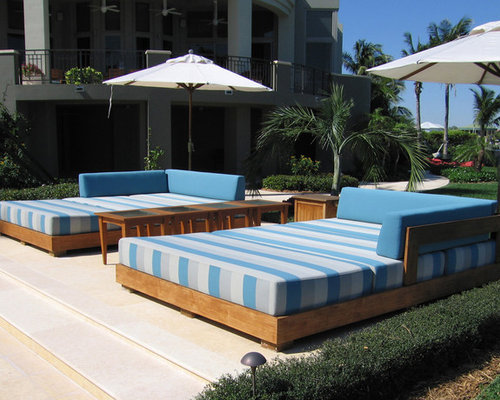 Outdoor Daybed Furniture Outdoor Daybed  Houzz