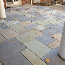 Traditional Patio by Woodward Landscape Supply