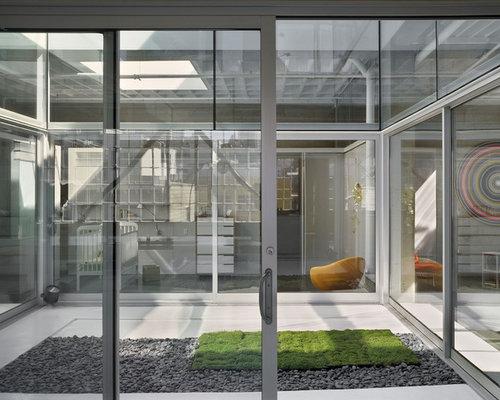 atrium houzz. Black Bedroom Furniture Sets. Home Design Ideas