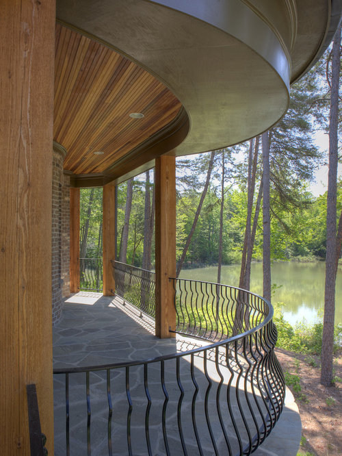 SaveEmail - Patio Railing Cover Ideas, Pictures, Remodel And Decor