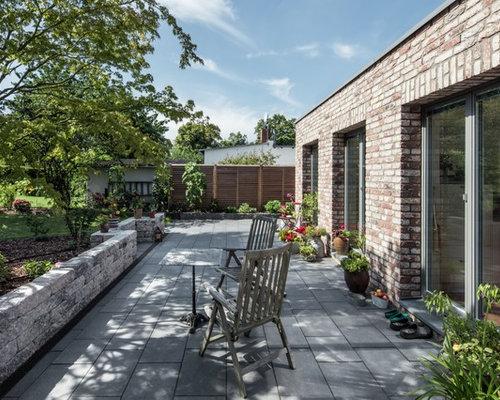 rustikale terrasse - ideen für die terrassengestaltung, Garten und erstellen