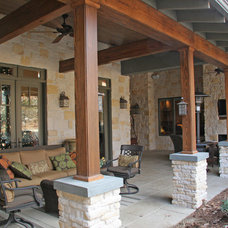 Traditional Patio by Craftsman Builders, Inc.