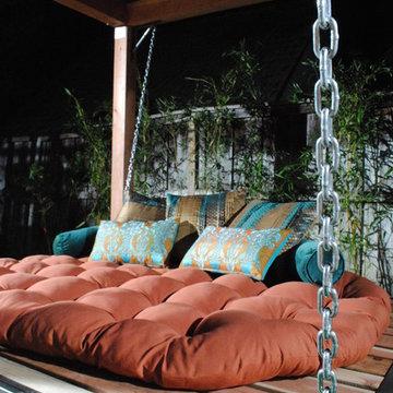 Thai inspired retreat