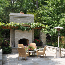 traditional patio by Milieu Design