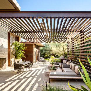 75 Beautiful Patio With A Pergola Pictures Ideas Houzz