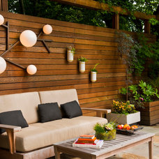 Modern Patio by Revolution Design House