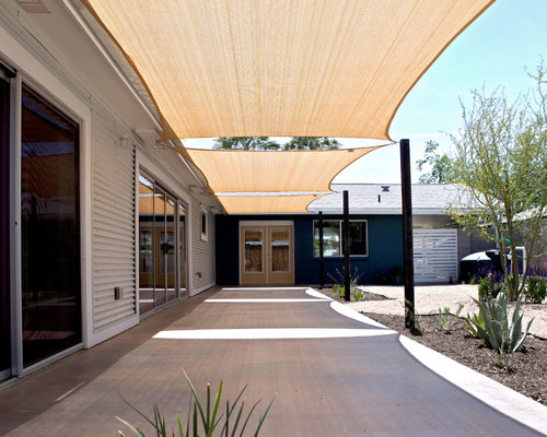 Patio Shade Sail Houzz