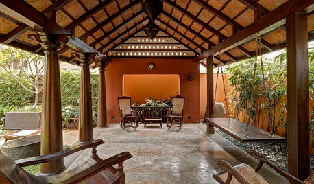 Pune Houzz: This Sumptuous House is Built for All Seasons