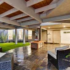 Contemporary Patio by Gabhart Investments, Inc.