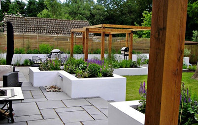 Why Your Contemporary Garden Will Look Ace With Straight Edges