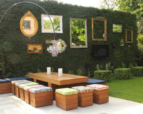 Shabby-Chic-Style Patio - Design-Ideen & Bilder | HOUZZ