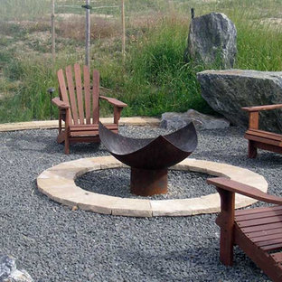 Wood Burning Fire Pit Houzz