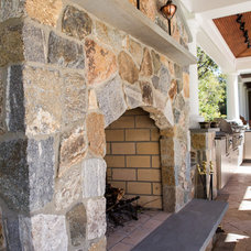 Eclectic Patio by Stoneyard.com
