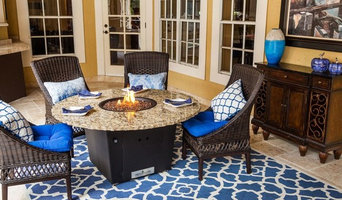 The Naples Table - Firetainment Fire Tables