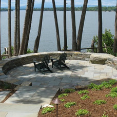 Contemporary Patio by Linden L.A.N.D. Group