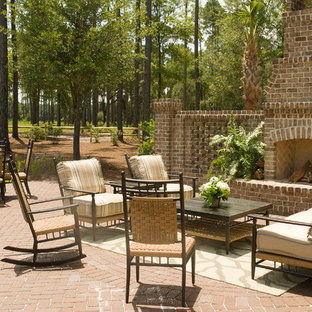 Inspiration for a timeless patio remodel in Charleston