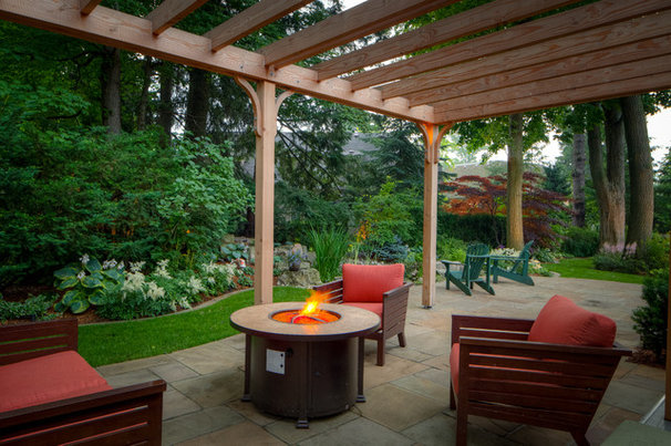 Traditional Patio by Juergen Partridge Limited