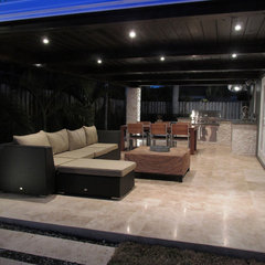 contemporary patio by Urban Design South