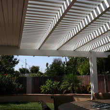 Contemporary Patio by All Pro Builders Inc.