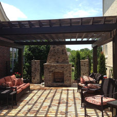 Traditional Patio by Eden Farms