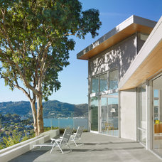 Contemporary Patio by Nick Noyes Architecture