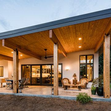 Timberwolf New House