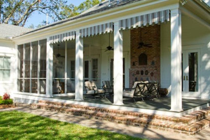 Traditional Patio by Bockman + Forbes Design